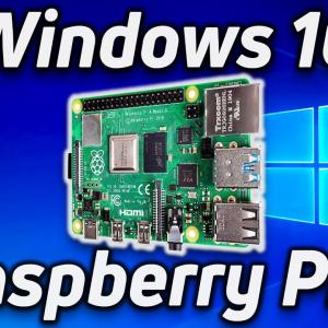 Raspberry Pi 4 でWindows を動かす