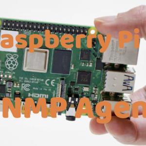 Raspberry Pi で SNMP エージェントを動かす