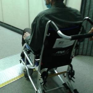 凄い! ANAの車椅子