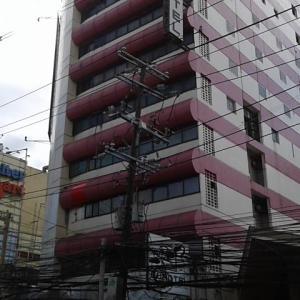 フィリピンでの格安隔離ホテル