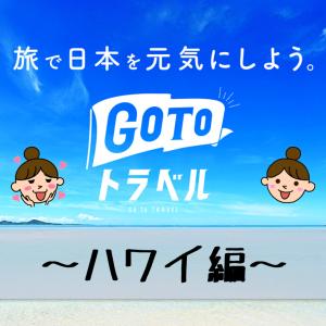 GoToトラベル行ってきた!