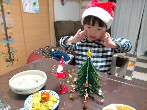 2020ARICHIKOファミリーのクリスマス☆