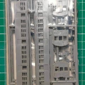 【板キット】グリーンマックス エコノミーキットシリーズNo158 クハ79形
