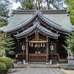日置神社(愛知県名古屋市) 織田信長公が桶狭間の戦勝祈願をした神社