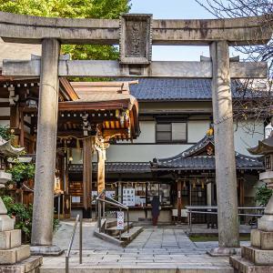 白龍神社 愛知県名古屋市 都会の中に佇むパワースポット