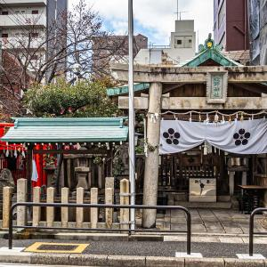 北野神社(愛知県名古屋市) 名古屋大須の発祥となった神社