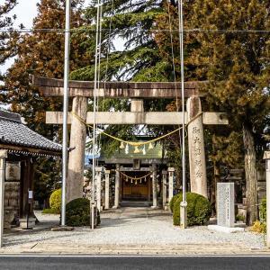 西宮神社(岐阜県中津川市) 西宮神社の御分霊を勧請する東濃地方唯一の神社