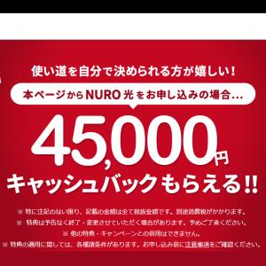 オンラインゲーム・動画視聴向け最強のインターネット環境NURO光