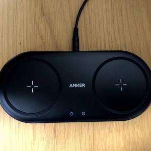 Anker PowerWave 10 Dual PadでiPhoneをワイヤレス充電【口コミ・レビュー】