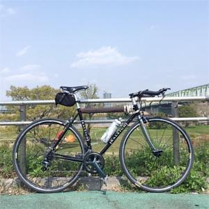 【自転車】革サドルでお勉強 ~前滑り防止はペダリング