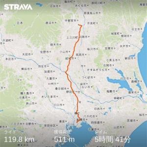 【自転車】宇都宮100kmチャレンジ2