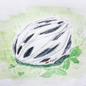 【自転車】ヘルメットはかっこいい。