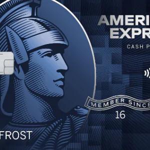 アメリカの高還元クレカの中でもAMEXのBlue Cash Preferred Cardがオススメな理由