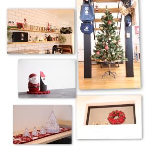 家ZOU事務所はちょっとずつクリスマスモード