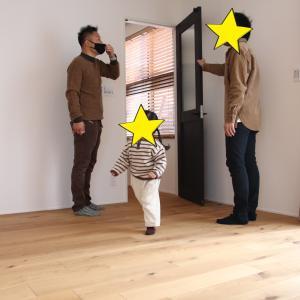 関市W様 ついにお引渡しでした〜!!