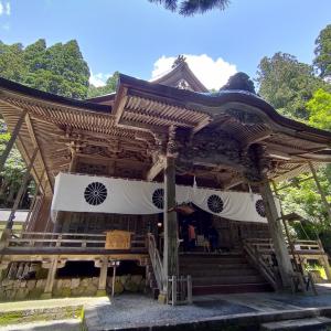 信州ドライブ日記 戸隠神社