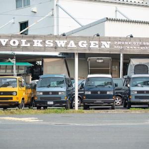 VW ヴァナゴン ここに来ました😍😍