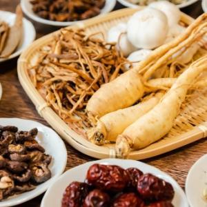 【解説】薬膳の献立、主食、副菜、スープ編