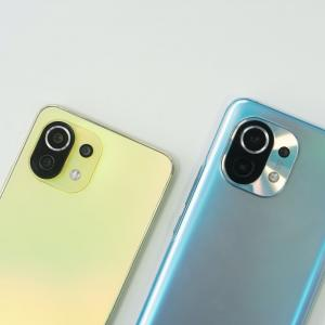 Xiaomi Mi 11 Lite 5Gと11Tを比較!どっちがおすすめ?