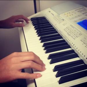 【のんびり初心者の実力】ピアノ初めて2日目。