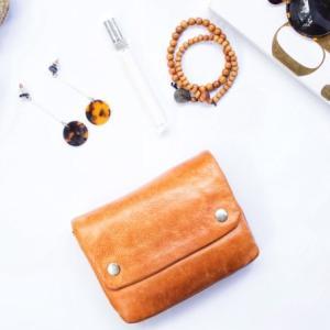 コンパクト財布はキャッシュレス時代におすすめ。使うと人生変わりますよ!