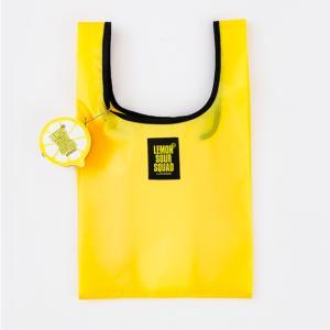 ローソン、HMV、HMV&BOOKS online限定 EXILE公式 LEMON SOUR SQUAD レモンポーチつきSHOPPING BAG BOOK YELLOW《雑誌 付録》レモンポーチつきショッピングバッグ