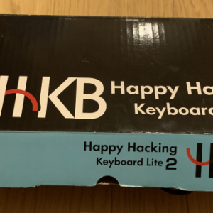 Happy Hacking Keyboard Lite2  セールで3800円なのでポチろうとしたら6180円になってて断念