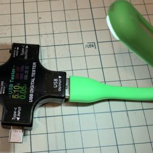スペック大嘘 アリエクで買ったUSB接続LEDライト