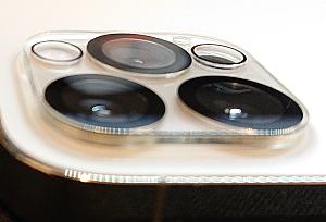 iPhone12PRO用にプライバシーフィルムとレンズ保護フィルム購入