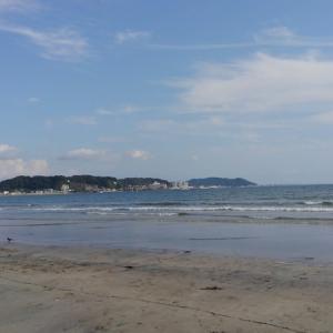 9月の海と空が好き。