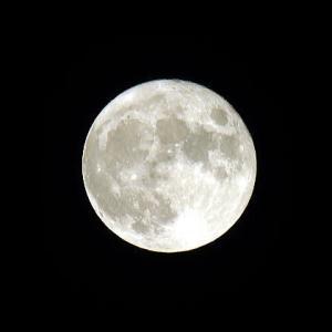 7月は水瓶座の満月でバックムーン♪