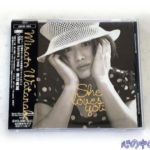 She loves you/渡辺美里♪