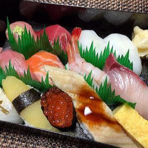 にぎり長次郎のお寿司♪