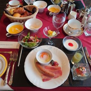 裏磐梯高原ホテル④ 朝食・感想