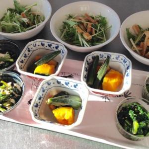 忙しい日の楽々野菜料理