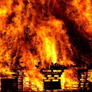 【北海道】「燃えている」   湧別町で全焼の火事…死亡は30を超える。。