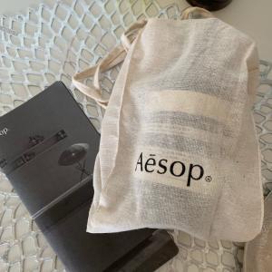 はじめてのAesop|最近お気に入りの香り