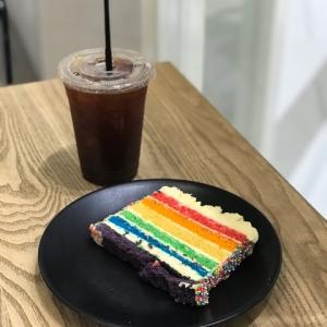 【短期留学回想】ブリスベン街中カフェ