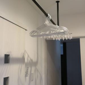 【シンプリストの家づくり】ランドリールームでDIY♪梅雨のお洗濯事情