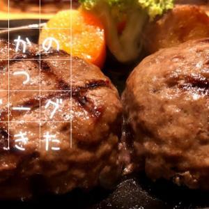 【さわやか】炭焼き げんこつハンバーグ食べました!#78