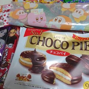 【趣味】お菓子の消費がおいつかない