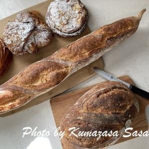 美味しいパンを食べたくなって、、、。