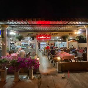 シラチャのおいしいレストラン「Joe & Kodi Cafe」(ジョー&コディカフェ)