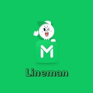タイのデリバリーサービス「Lineman」ラインマンの始め方-アプリがインストールできない人必見!