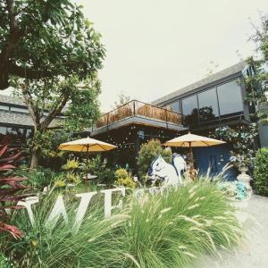 パタヤから東へ約20km行ったところに見つけたお洒落カフェ&レストラン「We story cafe」