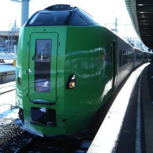2004-2005 冬の北海道鉄道旅④