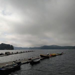 2年振りの野尻湖