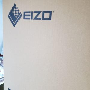 ついに買いました!カラーマネジメントモニター「EIZO CS2410」