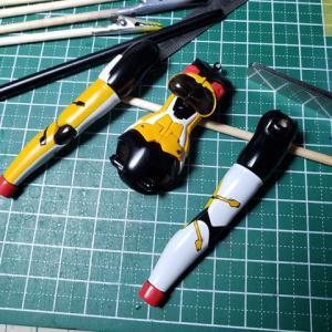 [製作]フレームアームズ・ガール レティシア 05「塗装作業完了しました」