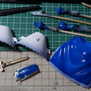 [製作]ぷちりっつ FGO アルトリア・ペンドラゴン03「塗装作業完了しました」